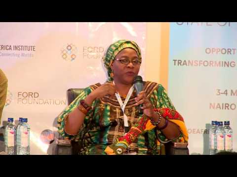 Fireside Chat - Africa Revealed: Changing the Narrative