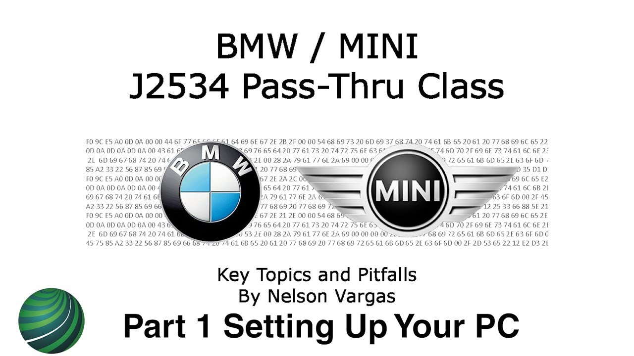 BMW ISTA Pass-Thru Autologic NCTS 2018 Part 1