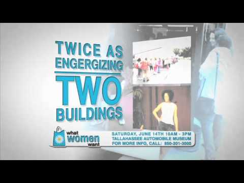 Cumulus Tallahassee: What Women Want 2014 TV AD