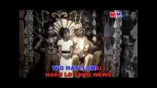 Gambar cover Lagu Pop Daerah Gorontalo - Lo pobale Hilamu