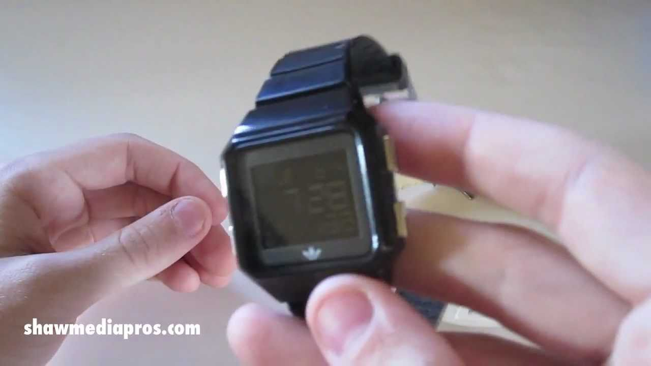 diámetro Llamarada Inolvidable  Adidas Peachtree ADH4003 (black): Unboxing/Review - YouTube