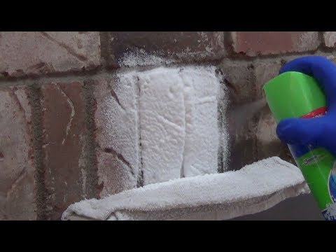 How to Clean Fireplace Brick Stains the Fast, Easy Way!