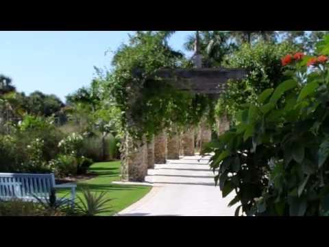Welcome to the Kapnick Caribbean Garden