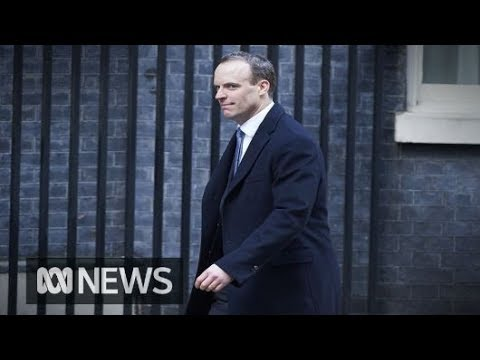 Brexit Minister Dominic Raab resigns over Theresa May's deal to leave European Union | ABC News