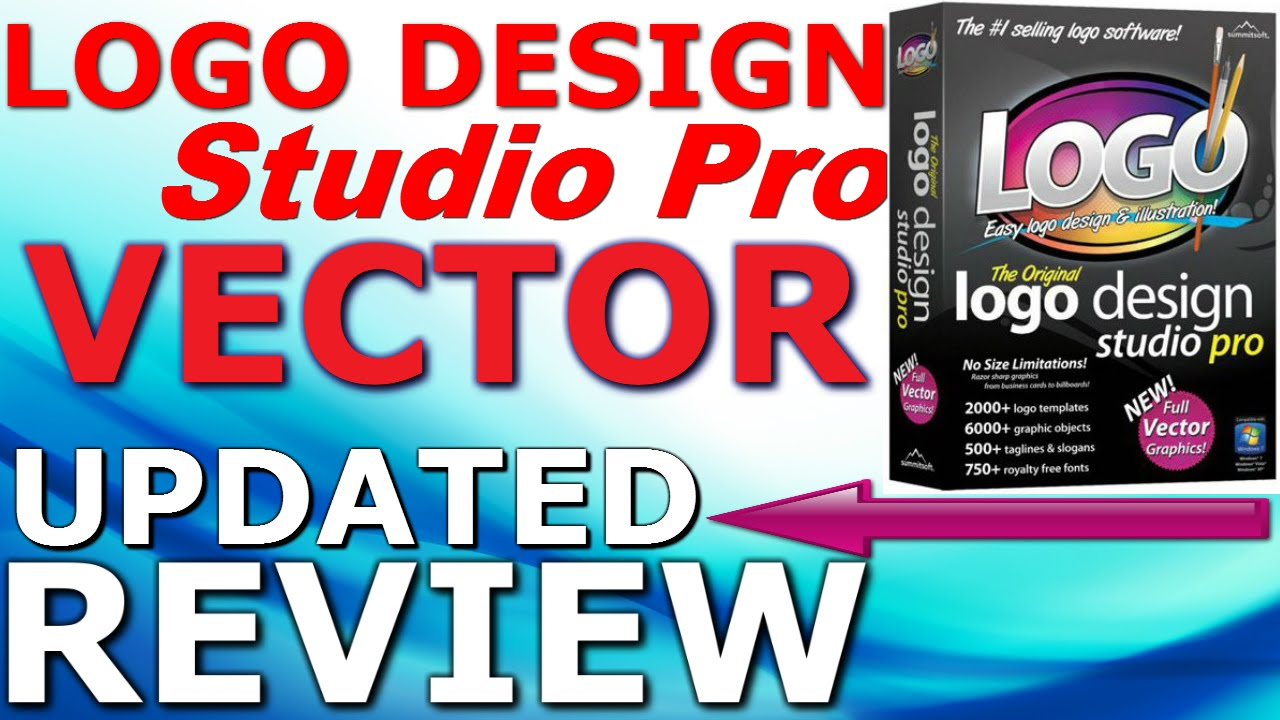 Logo Design Studio Pro Vector Review Summitsoft-My Logo ...