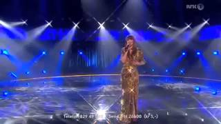 Lisa Stokke  With Love Eurovision 2012 Norway)