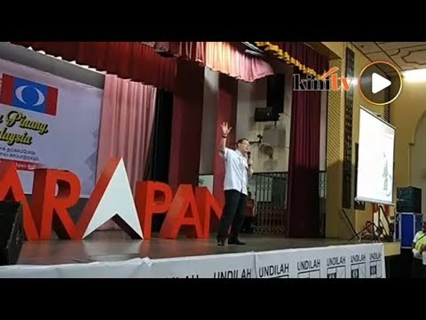LIVE: Pelancaran Manifesto HARAPAN Pulau Pinang