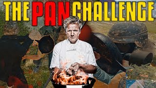 The PAN Challenge - Win with a PAN | PUBG