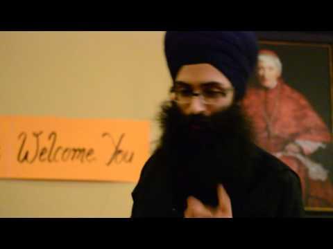 Taking Amrit against parents wishes - Balpreet Singh