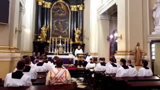 Transmisja Mszy świętej z Kościoła Seminaryjnego xx. Misjonarzy Kraków - Stradom