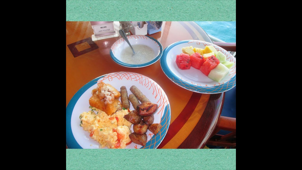 Gluten Free Dining On Royal Caribbean Enchantment Of The