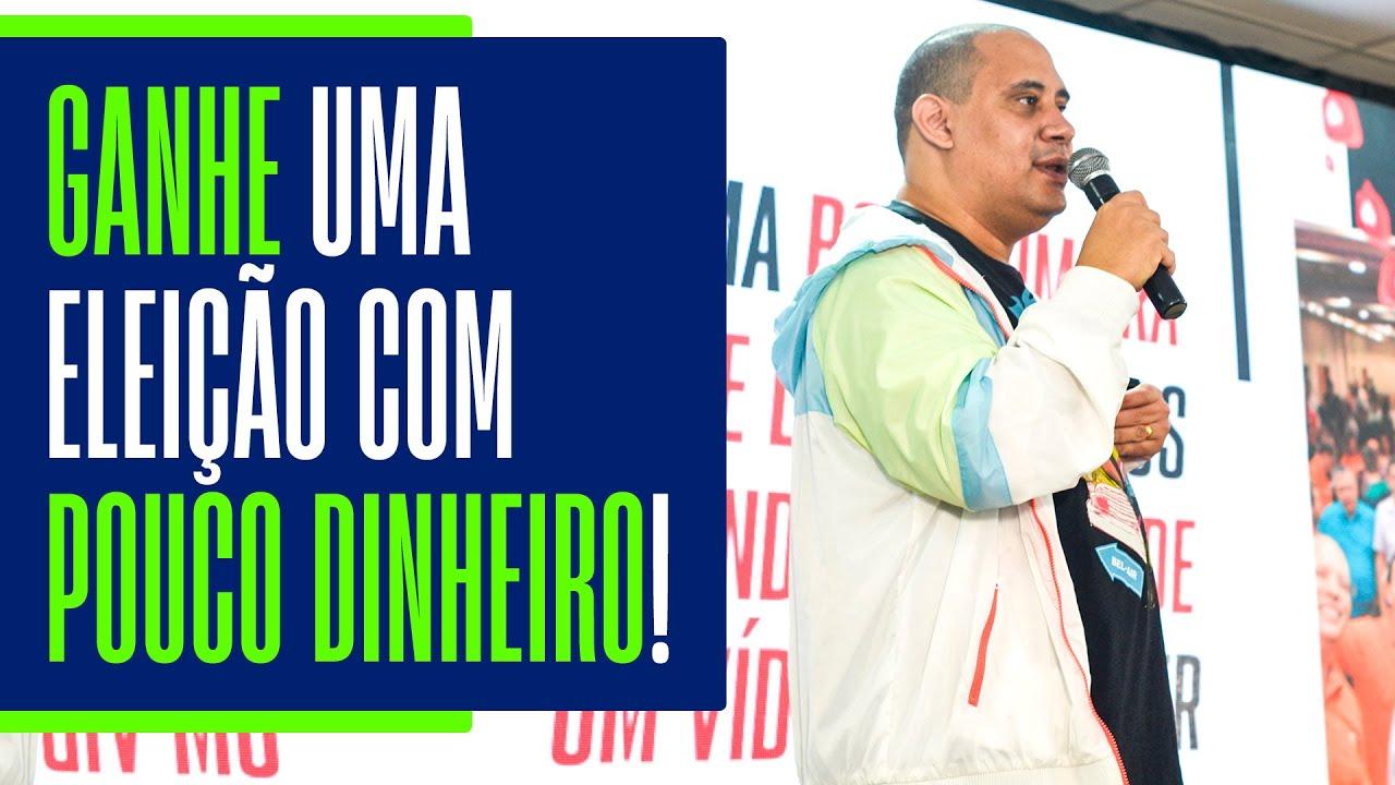 Como GANHAR uma eleição para VEREADOR com POUCO DINHEIRO? | Marketing Político