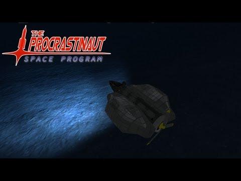 The Procrastinaut Space Program 125 - Sublime submarines