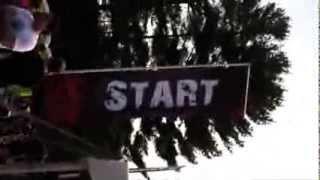 Corra de zumbis numa corrida de 5km