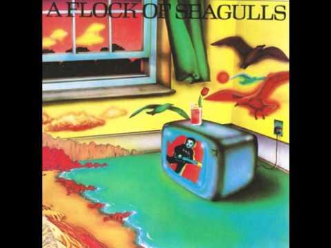 A Flock of Seagulls - Modern Love Is Automatic (+LYRICS)