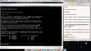 CentOS 7, PostgreSQL 9.5 Installation From PostgreSQL Yum Repository