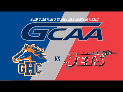 GHC v South Georgia Technical College GCAA Playoffs (Men's Basketball)
