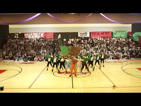 Holy Sh*t, You Have to See This High School Dance Team's Wizard of Oz Routine