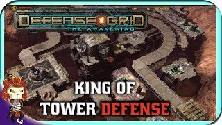 DEFENSE GRID: THE AWAKENING | Godfather of Tower Defense Games | Throwback Thursday