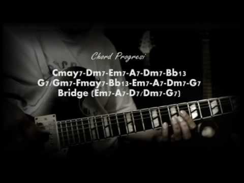 How To Use The Mode And Scale In Chord Progressions Fmaj7 Em7 Eb7