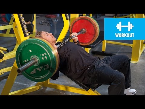 Weekend Warrior Workout | Marc Megna