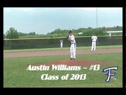 FLASH BASEBALL Player Reel ~ #13 Austin Williams