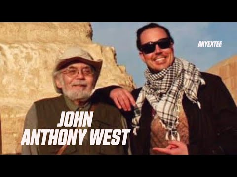 Magical Egypt & Near Death Experience (NDE) - John Anthony West