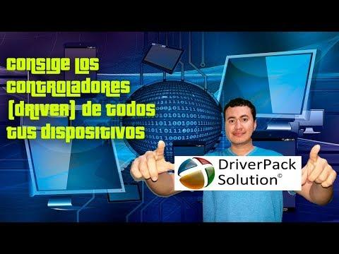Consigue Los Controladores De Tu PC - Todos Los Windows - [Driver Pack Solution]