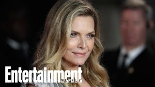 Michelle Pfeiffer Asked About Weight During 'Scarface' Reunion | News Flash | Entertainment Weekly