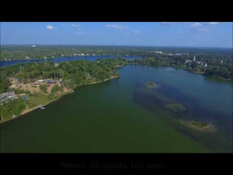 Island lake Bloomfield Twp Michigan