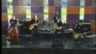 "Jet Set Satellite ""Best Way To Die"" live on Jonovision"