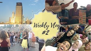 Weekly Vlog #2: Family Game Nights & More!