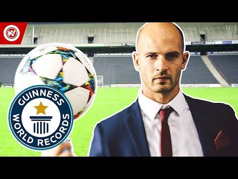 Freestyle Soccer | Guinness World Records