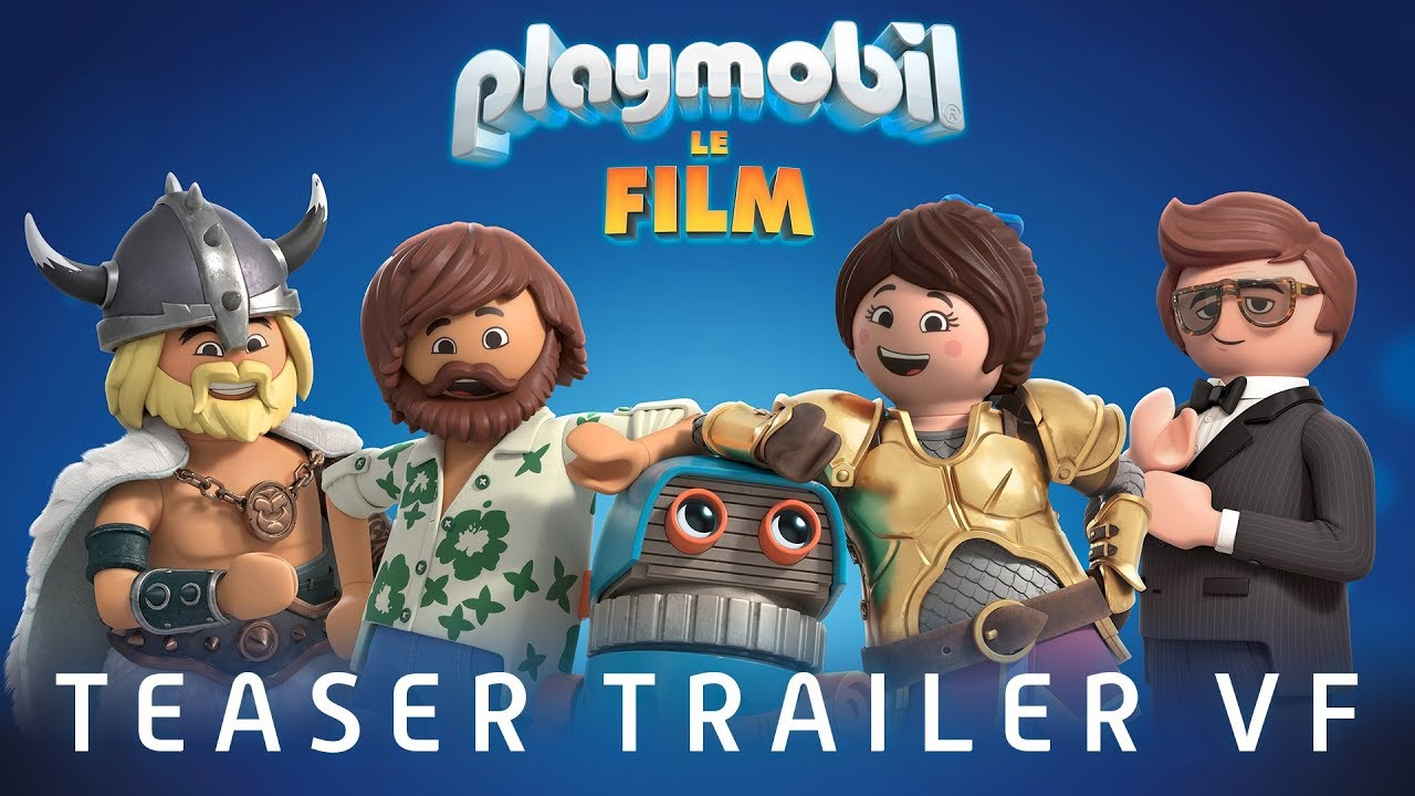 Playmobil Film Trailer