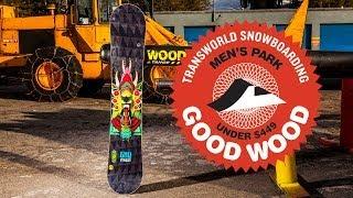 GNU Street Series - Good Wood Men