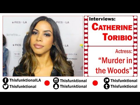 @Thisfunktional Talks With Catherine Toribio MURDER IN THE WOODS