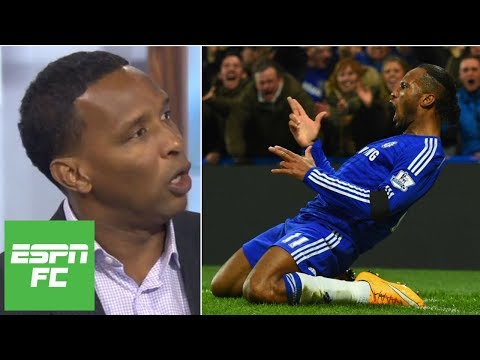 Didier Drogba at his best was 'unplayable' - Shaka Hislop