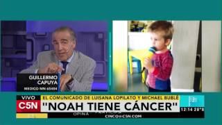C5N - Sociedad: El estado de salud del hijo de Luisana Lopilato