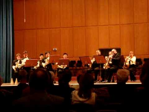 American Horn Quartet with Prof.xiaoming-Han's Hor...