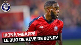 Mbappé n'est pas la seule star de Bondy : les débuts d'Ikoné