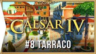 Caesar IV ► Mission 8 Tarraco - Classic City-building Nostalgia [HD Campaign Gameplay]