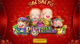 Plentiful Treasure Slot Gameplay - RTG