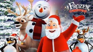 IB FROZEN Christmas | Christmas Movies | Tsev Neeg Movies | Ib tag hmo Kev Ntsuas