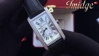 Обзор часов Cartier Tank Americaine