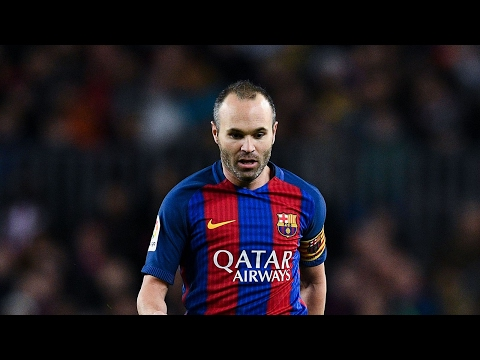 Andrés Iniesta - January 2017 Review