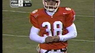 1999 Florida State vs Clemson Part 1, Bowden Bowl I