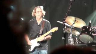 Eric Clapton/Steve Winwood (Pearly Queen)18/5/2010 LG Arena