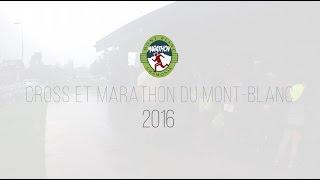 Cross et Marathon du Mont-Blanc 2016