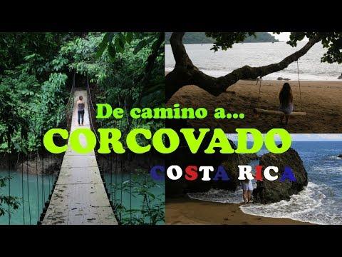 De Camino al Parque Nacional de Corcovado, COSTA RICA