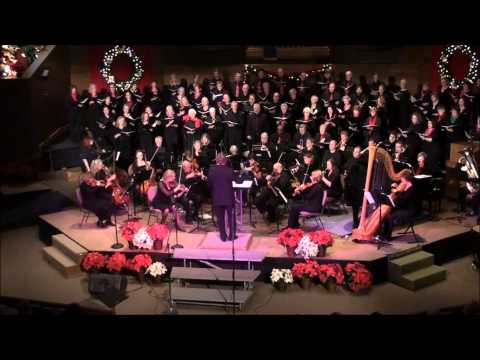 "12-2-2012  "" Mary Did You Know "" (arr. Bruce Greer) 7 / 15"